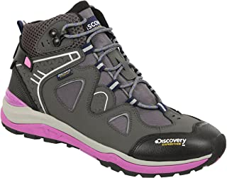 Discovery Expedition Women's Ergonomic Outdoor Backpacking Trek Hiking Boots