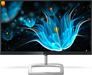 "Philips 276E9QDSB 27"" Frameless Monitor, Full HD IPS, 124% sRGB, FreeSync 75Hz, VESA, 4Yr Advance Replacement Warranty"