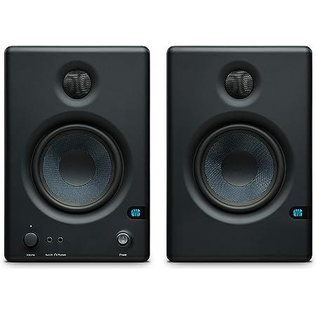 PreSonus Eris E4.5 Enceintes multimédias Moniteurs de studio (paire) avec bundle logiciel pour l'enregistrement et le podcasting