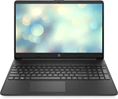 HP Dizüstü Bilgisayar, 15.6'' FHD, Intel Core i7-1165G7, 8 GB Ram, 256 GB SSD, FreeDOS, 2N2M0EA, Siyah