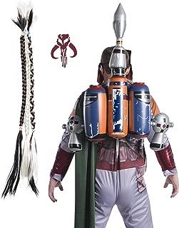 Star Wars Classic Boba Fett Costume Accessory Kit Adult Costume