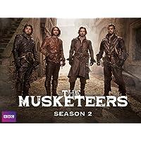 The Musketeers: Season 2 Digital HD Deals