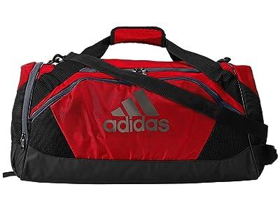adidas Team Issue II Medium Duffel (Power Red) Duffel Bags