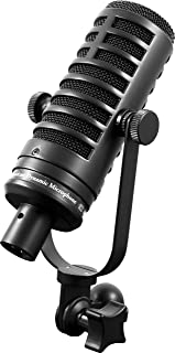 میکروفون MXL Mics Dynamic، Black، 6.20 x 2.00 x 2.00 اینچ (MXL BCD-1)