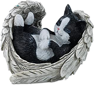 Blake Jensen Cat Figurine: Furr-ever In Our Hearts Figurine by The Hamilton Collection