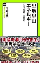 表紙: 里地里山エネルギー 自立分散への挑戦 (中公新書ラクレ) | 河野博子