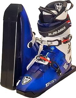 sled dogs skates