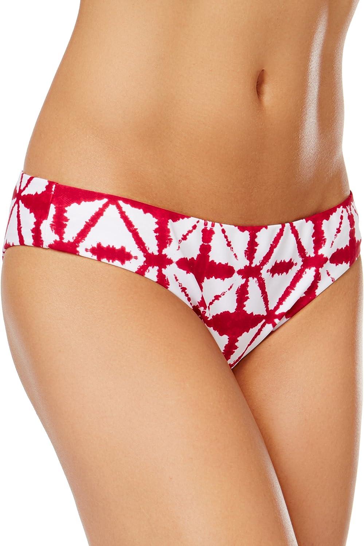 Raisins Women's Tie-Dyed Cheeky Bikini Bottoms