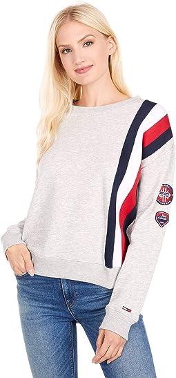 Global Stripe Sweatshirt