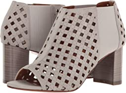 Pearl Perforated Suede