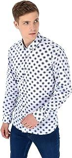 Ağrive Regular Fit Uzun Kollu Gömlek Lacivert