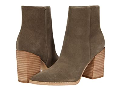 Nine West Bryson (Green Suede) Women