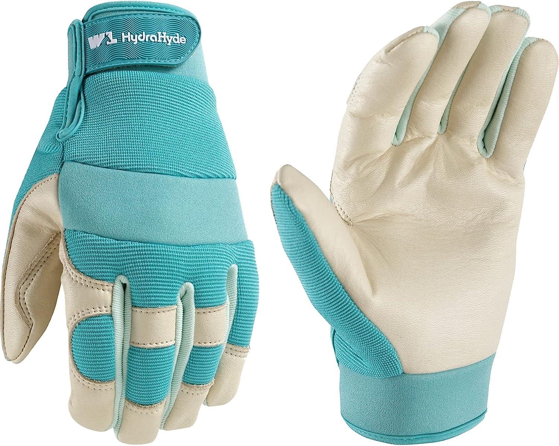 Indefinitely Wells Lamont Ranking TOP11 Women's Hybrid Water-Resist Gardening Work Gloves