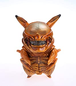 Alien Action Figure Pikachu Figure Statues Model Doll Collection Birthday Gifts PVC 4 inch