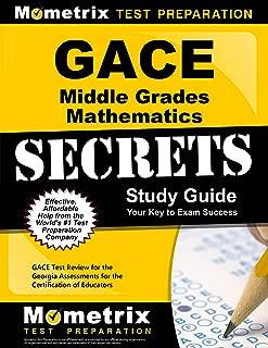 Best middle grades math gace Reviews