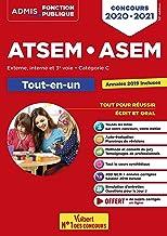 Livres Concours ATSEM et ASEM - Catégorie C - Tout-en-un - Concours 2020-2021 PDF