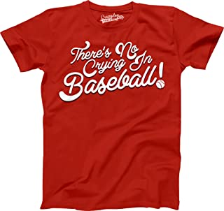 Best no crying in baseball t shirt Reviews