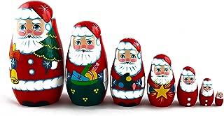 Best santa claus russian dolls Reviews