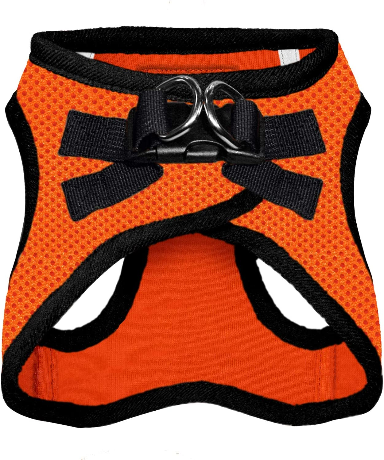 Voyager Step-in Air Dog Harness All Weather Mesh Step in Vest Harness for Small and Medium Dogs by Best Pet Supplies