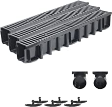 Abdeckrost Gussrost Klasse B-125 bis 12,5 Tonnen für Kunststoffrinnen