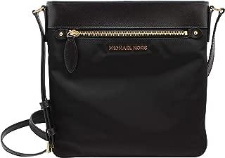 michael kors black nylon purse