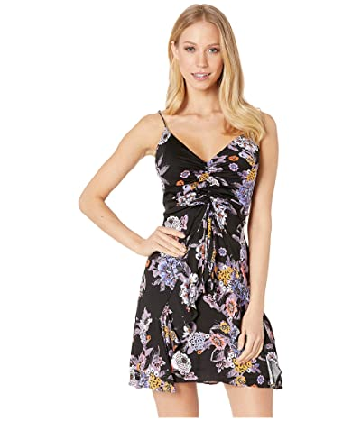 Free People Happy Heart Mini (Black Combo) Women