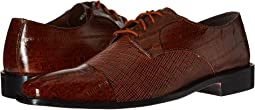 Gatto Leather Sole Cap Toe Oxford