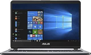 Asus  Vivobook X507UB-EJ593T Laptop - Intel i7-8550U 4.0 GHz, 8 GB RAM, 1000 GB HDD, Nvidia GeForce MX110, 15.6 inches, Windows 10, Eng-AR-KB