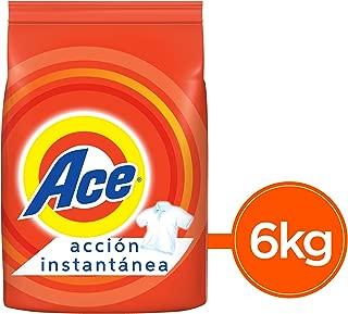 Ace Detergente En Polvo 6 Kg