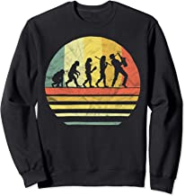 Evolution Saxophonist Gifts Saxophone Music Band Funny Humor Sweatshirt