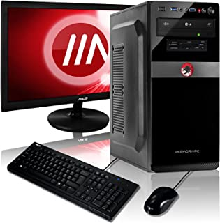 Memory PC Complet PC (Intel Core i5-9600K 4.3 GHz Turbo 6X, ASUS, 16 Go DDR4, 240 Go SSD..