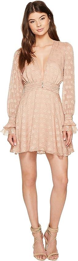 For Love and Lemons - Modern Long Sleeve Dress