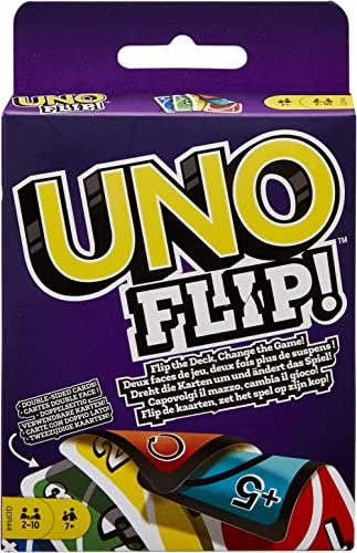 UNO Flip Card Game product image