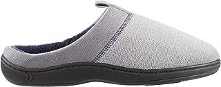 حذاء isotoner رجالي Microterry Jared سهل الارتداء