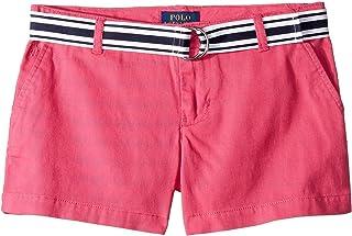 [Polo Ralph Lauren(ポロラルフローレン)] キッズショーツ?短パン Chino Shorts (Little Kids/Big Kids) [並行輸入品]
