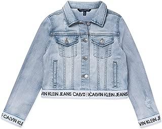 Calvin Klein Girls' Denim Jacket
