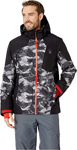 Camo Distress Black/Black/Volcano