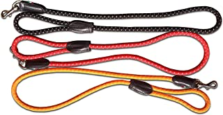 Pet Tribe PT58662 Lead Rope Nylon + Reflect 12 x 110 cm, Red