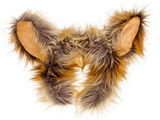 Plush Zoo Animal Ears Headband for Animal Costumes and Cosplay or Theatre