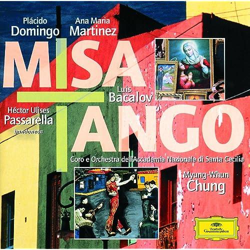 バカロフ:ミサ・タンゴ/ピアソラ:アディオス・ノニーノ/リベルタンゴ