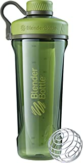 BlenderBottleRadian Tritan Shaker Bottle, Moss Green, 32-Ounce