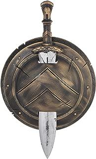amscan Spartan Combat Shield & Sword, Multicolor