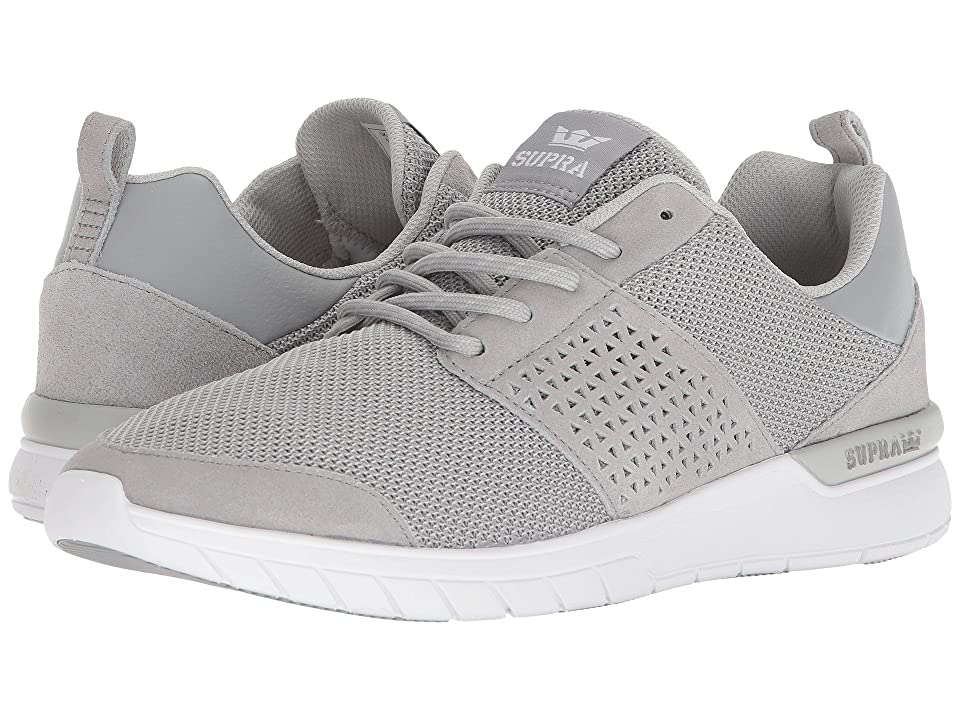 Supra Scissor (Light Grey/White) Men