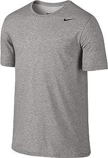 Nike 706625-063 Jersey para Hombre, Color Dark Grey Heather/Black, Talla Extra Grande