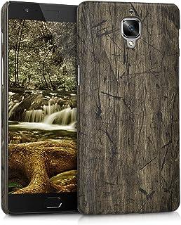 kwmobile OnePlus 3 / 3T 用 ケース - スマホカバー - ハードケース 携帯 保護ケース