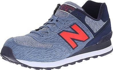 Amazon.com | New Balance Men's ML574 Sweatshirt Pack Running Shoe ...