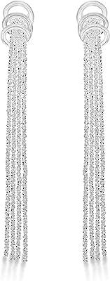 Tuscany Silver Orecchini a pendolo e goccia Donna argento Argento sterling 925-8.54.4299