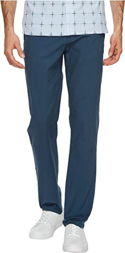 Perry Ellis - Slim Fit Stretch Panama Pants