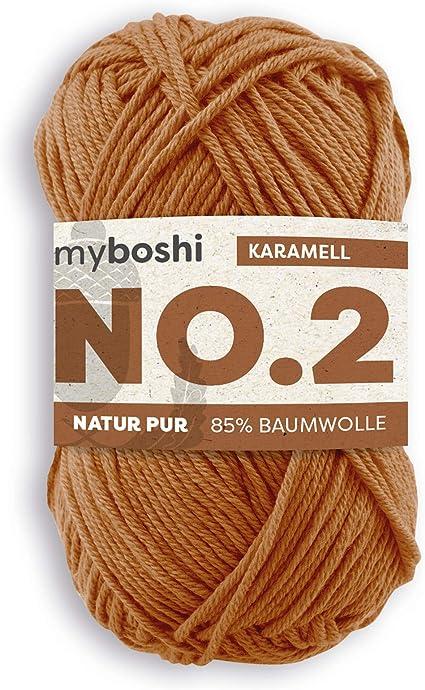 3 Labels zum Aufb/ügeln Buch Four Season myboshi No.1 Wolle H/äkel-Set 6x50gr Farbe 156 eisblau passende H/äkelnadel St/ärke 6,0mm