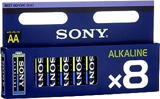 Sony AA Size 8pk Alkaline batteries